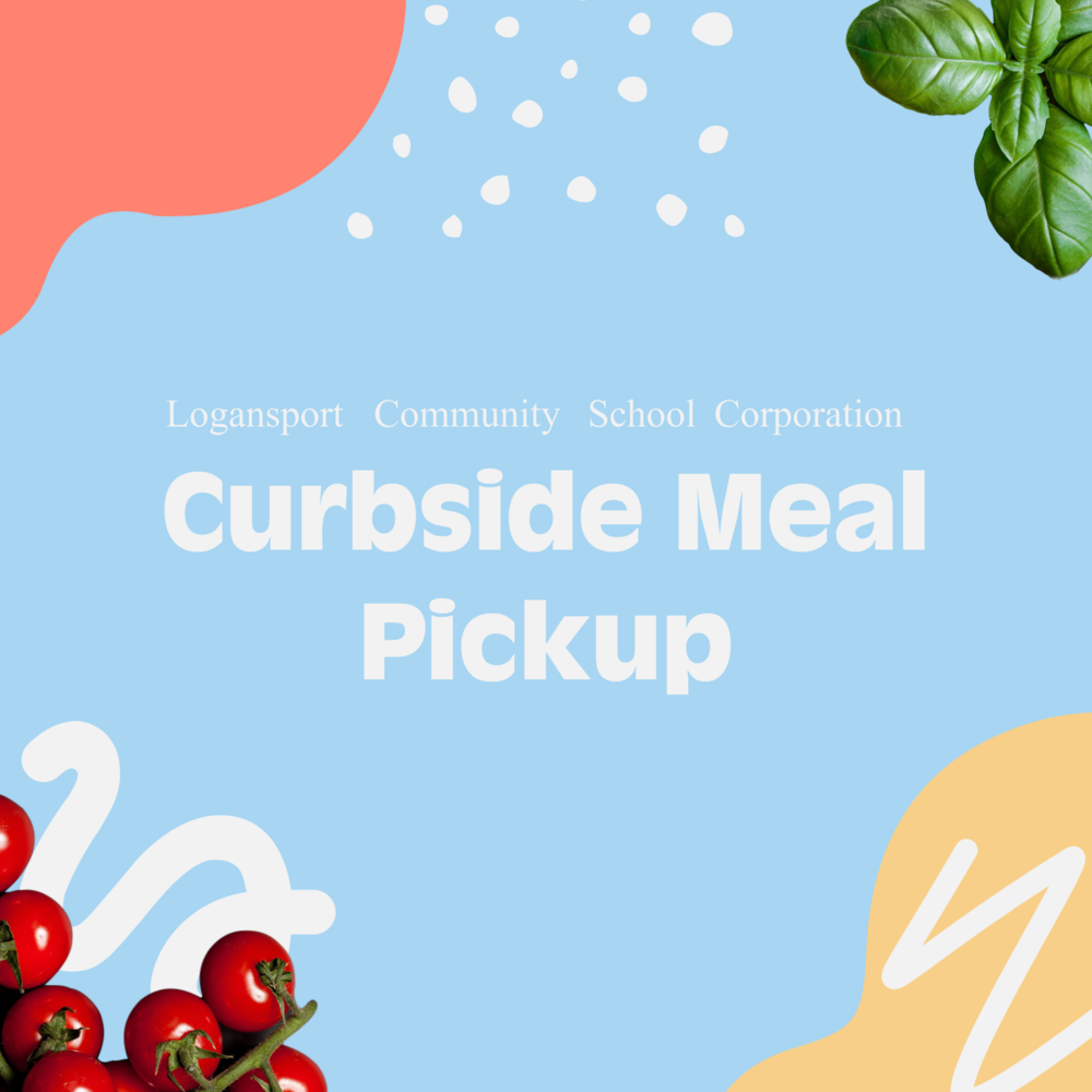 Curbside Meal Pickup Every Wednesday