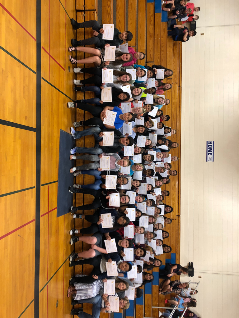 A/B Honor Roll 2019 End of Year Awards