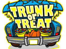 Trunk or Treat Night