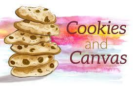 Cookies & Canvas Image