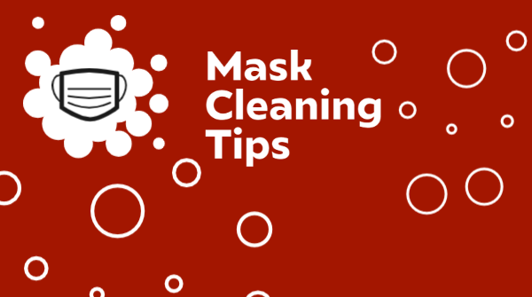 mask cleaning