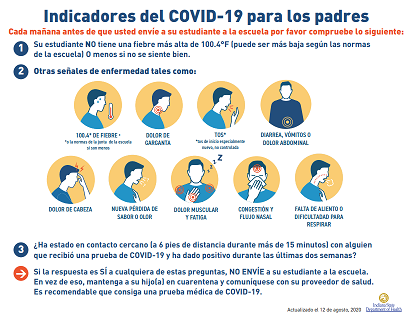 Parent Screening Spanish