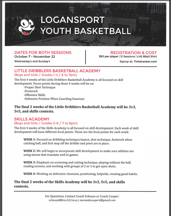 Logansport Youth Basketball