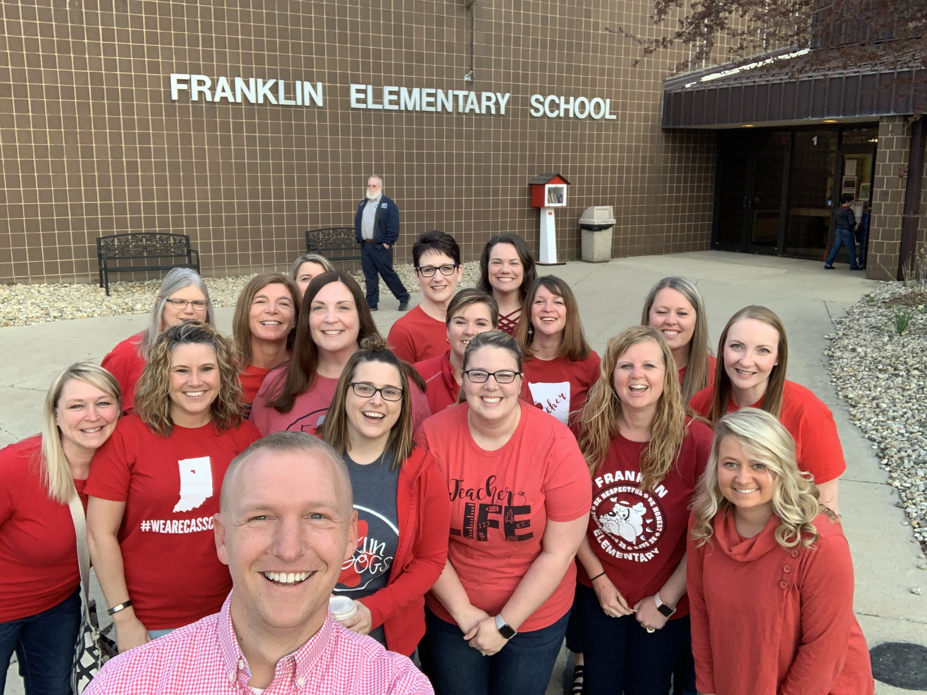 Franklin Staff