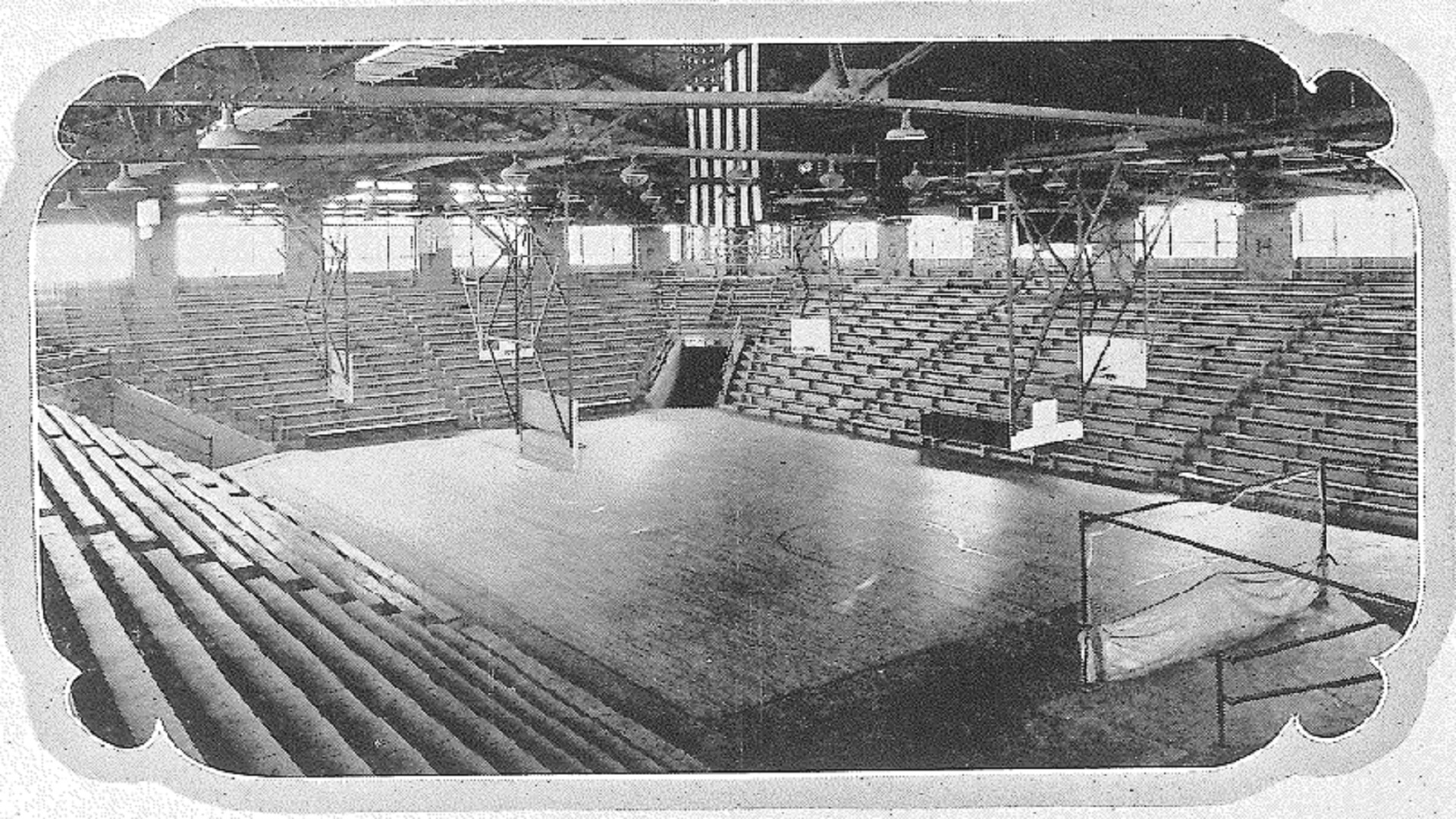 old berry bowl gym