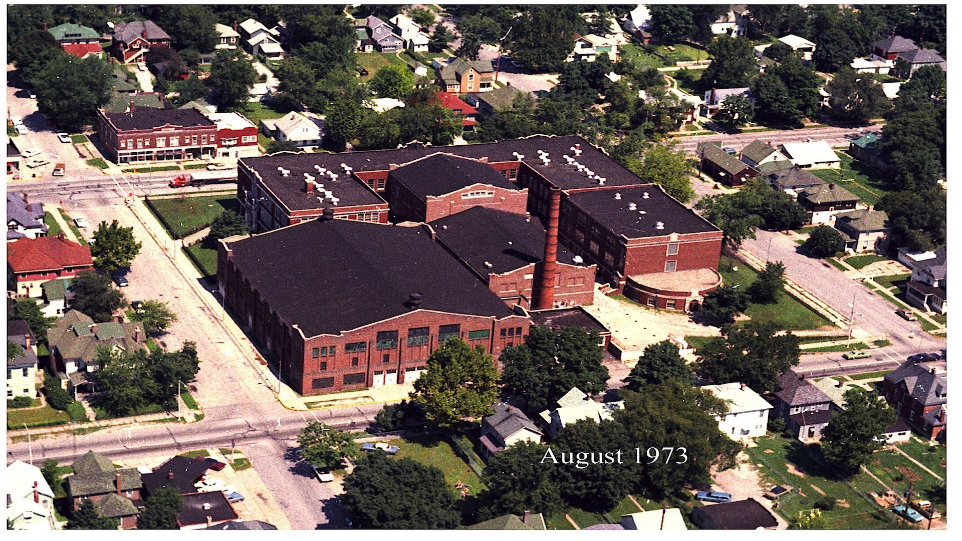 Photo of LHS from August, 1973